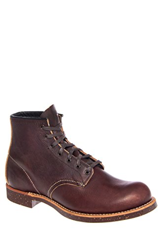 Men's Blacksmith Round Toe Ankle Boot