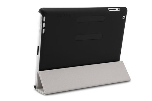 Incase CL57969 Mag Snap Case for iPad 2 with Smart Cover - Black