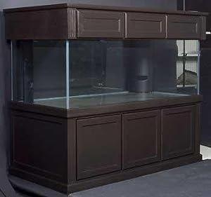 Double Corner-Flo 300 gal, 72INX36INX27IN : Aquariums : Pet Supplies