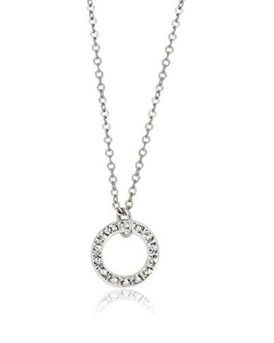 Art de France Collar Circle plata de ley 925 milésimas rodiada