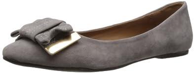 zaif Womens Court Shoes L21680W Grey 4 UK, 37 EU