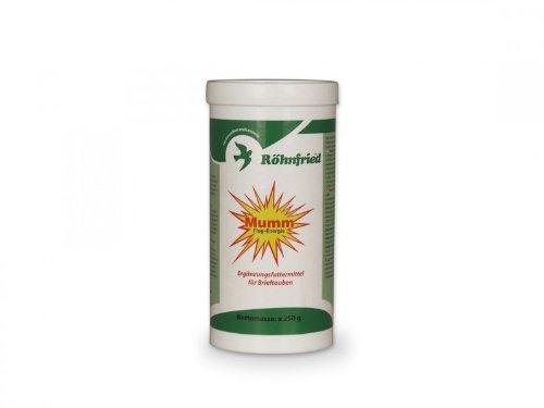 Röhnfried Mumm 250 gr. Energy tonic. For Pigeons, Birds & Poultry