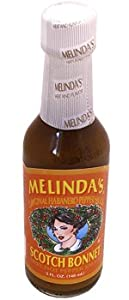 Melindas Scotch Bonnet Hot Sauce 5oz by Melinda's