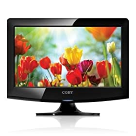 Coby LEDTV1326 13-Inch 720p LCD TV-Black