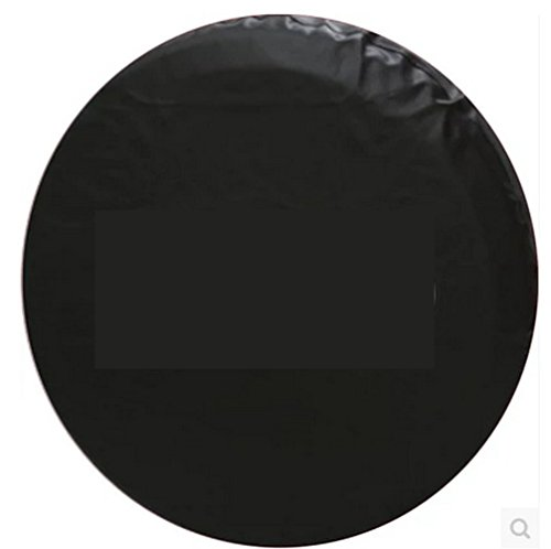 Tire Covers, Moonet Jeep Wrangler Black Spare Tire Cover (R 16) (Jeep Tire Cover 35 Inch compare prices)