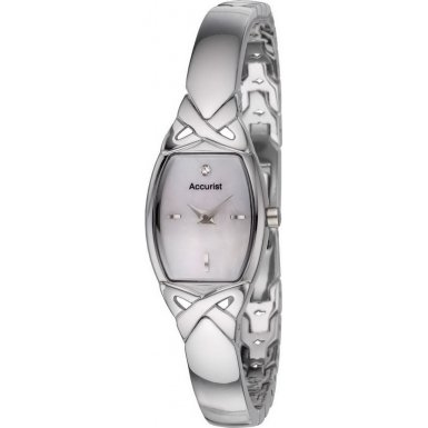 Accurist Mother of Pearl Ladies Watch - LB1471