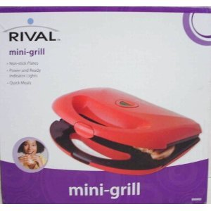 Rival Mini-Grill Reviews