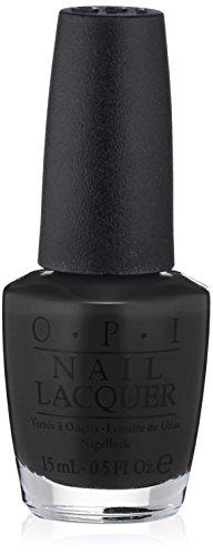 OPI Nail Polish, Black Onyx, 0.5 fl. oz.
