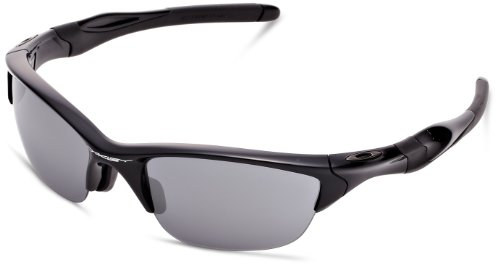 (オークリー)OAKLEY Half Jacket 2.0 OO9153-01  Polished Black w/Black Iridium Free