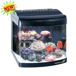 Jbj 6 Gallon Nano Cube Deluxe Style Aquarium W/ Led Lighting [Misc.]
