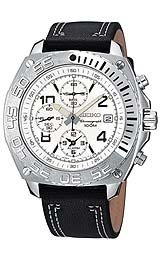 Seiko Men's Alarm Chronograph watch #SNA621