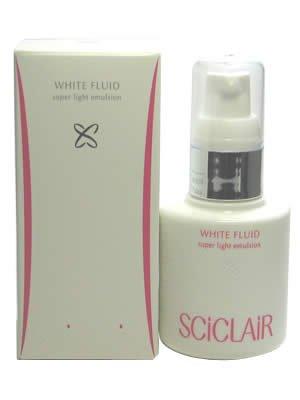 サイクレアー ホワイト フルイド(乳液) 50ml
