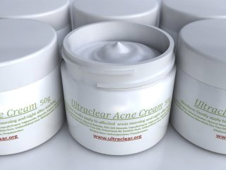 Ultraclear spot and acne cream