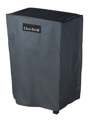 Char-Broil Vertical Smoker Cover Outdoor/Garden/Yard Maintenance (Patio & Lawn Upkeep)