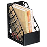 Universal® Recycled Plastic Large Magazine File