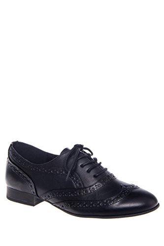 Henri Low Heel Oxford