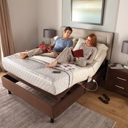 Simmons ComforPedic Loft Nuflex Adjustable Base