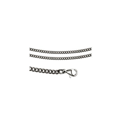 Titanium Curb Chain 22 Inch/2.9mm by Ti2 Titanium