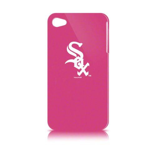 pink and white iphone case. Chicago White Sox Pink iPhone