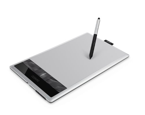 Wacom Bamboo Create Pen and Touch Tablet (CTH670) (Bamboo Tablet Software compare prices)