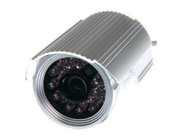 Pal Tv System 1/3 'Sony Cctv Ccd 420Tvl 21 Ir Led Night Vision Waterproof Camera Syl-504 With