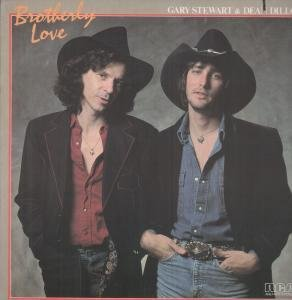 BROTHERLY LOVE LP (VINYL) US RCA 1982