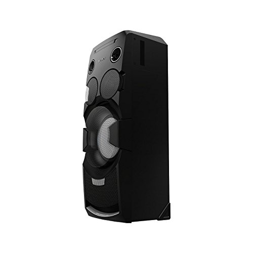 Sony MHC-V7D Sistema Home Audio, Potenza 1440W, Bluetooth, NFC, USB, Nero