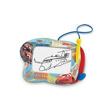 Fisher-Price Kid-Tough Doodle Pro Disney/Pixar Cars 2 Porta Costa