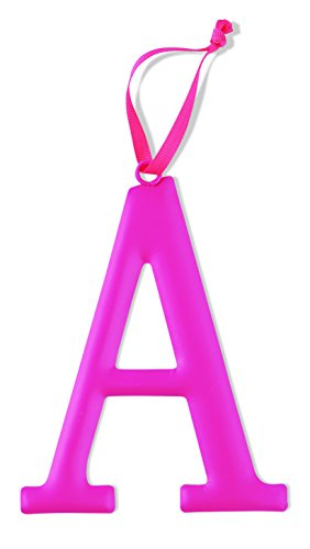 Mud Pie Metal Initial Wall Hanging, A, Large