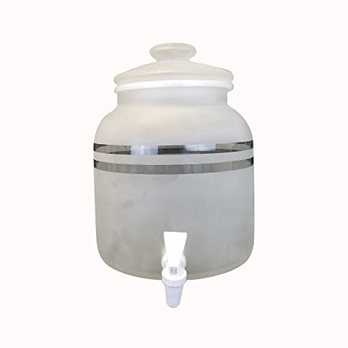 for-your-water-25-gallon-frosted-glass-crock-clear-stripes