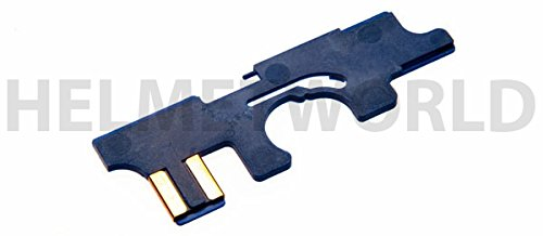 Mp5 Airsoft Amazon Airsoft Mp5 Selector Plate Aeg