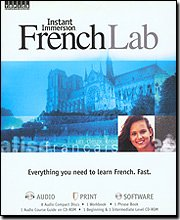 Language Lab French Audio CD