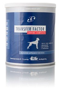 Transfer Factor Canine Complete (720 For The Price Of 600) By 4Life - 720 Servings (7.7 Grams Each) front-840059