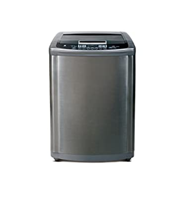 LG T8067TEEL5 Fully-automatic Top-loading Washing Machine (7 Kg, Silver)