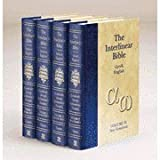 img - for The Interlinear Hebrew-Greek-English Bible Four Volume Set book / textbook / text book