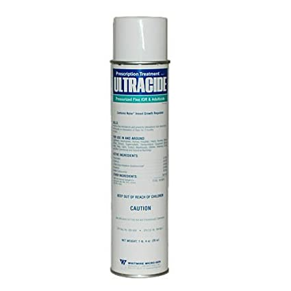 Ultracide-flea Tick Control fogger for home