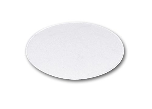 """Technical Glass Products- Fused Quartz Cover Slips - 1"""" Diameter X 0.15Mm Thick"""