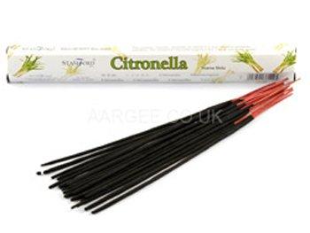 Stamford Citronella Incense Sticks