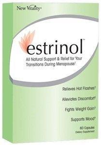 Estrinol Natural Menopause Relief by New Vitality