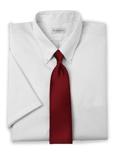 Van Heusen Pinpoint Solid Sleeve