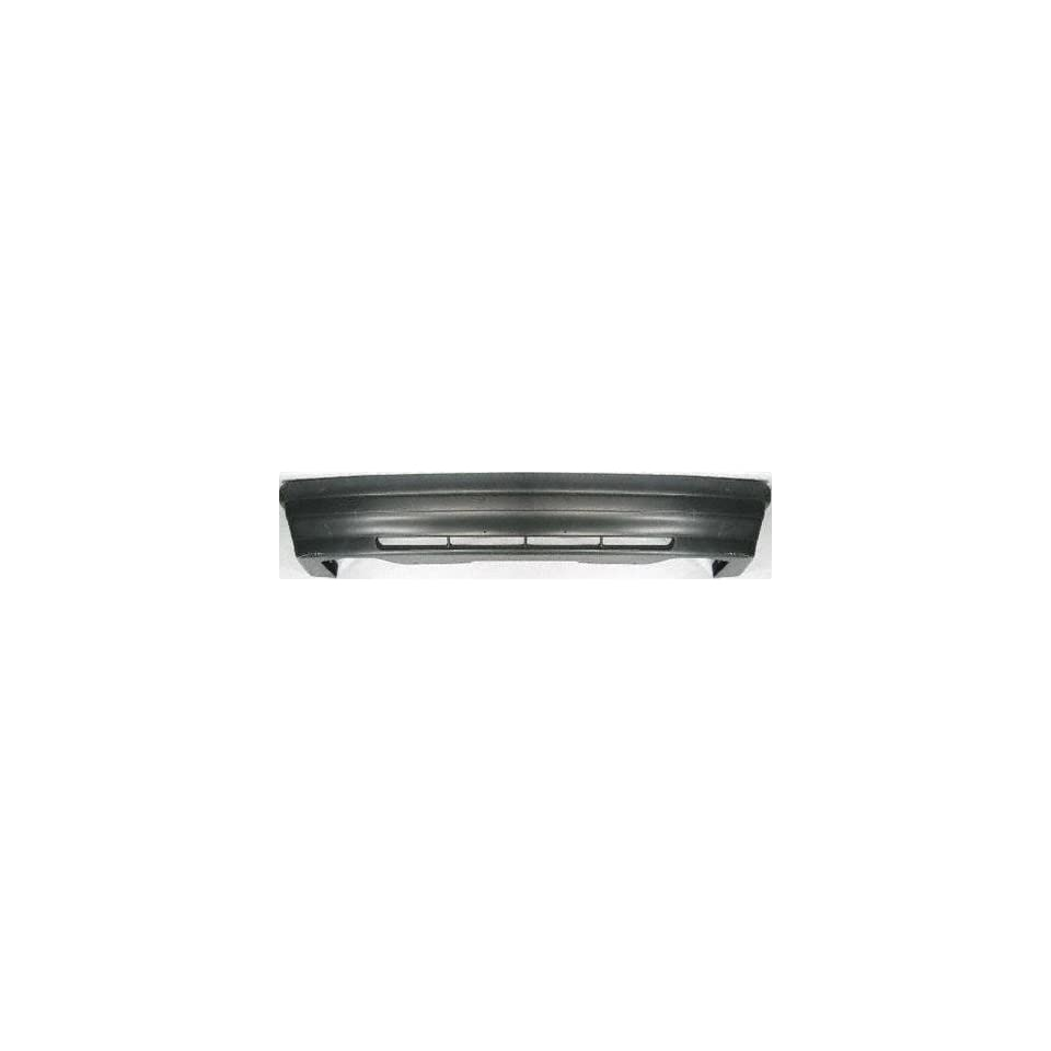 88 90 PLYMOUTH GRAND VOYAGER FRONT BUMPER COVER VAN, LE, To 5 1990, Raw (1988 88 1989 89 1990 90) 9100 5263415