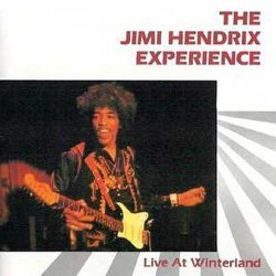 Jimi Hendrix - Live At Winterland (1968) - Zortam Music