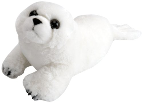 "Wild Republic AQ Seal Harp Pup 10"" Plush"