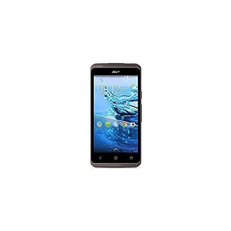 Acer Liquid Z410 8GB 4G Negro Smartphone débloqué (4.5 pouces - 8 Go) Noir (import Espagne)