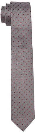 SIR Oliver Herren Krawatte 12.403.91.8720, Gepunktet, Gr. One size, Mehrfarbig (silver grey)