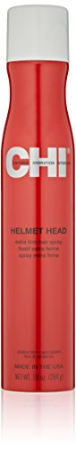 CHI Helmet Head Extra Firm Hairspray, 10 oz.