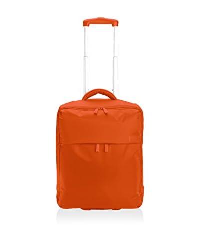 Lipault PARIS 2-Wheeled 19 Carry-On, Tangerine