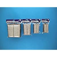Cascade® Filter Replacement Cartridges for Cascade® Hang-On Power Filters, 3-pack
