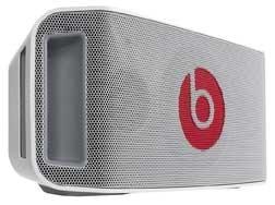 Beats by Dre - BEATBOXWHT - Portable Bluetooth Speaker White