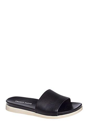 Lumia Slide Flat Sandal